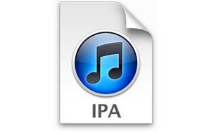 ipa ファイル インストール