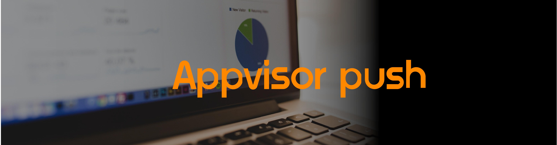 Appvisor Push